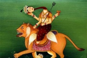 Богиня Чиннамаста. Подношение себя